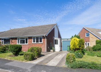 Thumbnail 2 bed semi-detached bungalow for sale in Egroms Lane, Withernsea