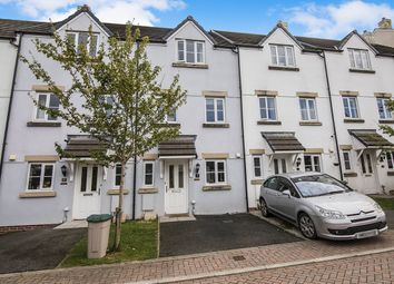 Thumbnail 3 bed terraced house to rent in Austen Close, Par