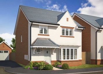 Thumbnail 4 bed detached house for sale in St John's Garden's, Tyldesley, Manchester