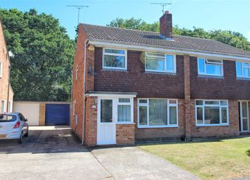 Thumbnail 3 bed semi-detached house for sale in Bullock Wood Close, Colchester