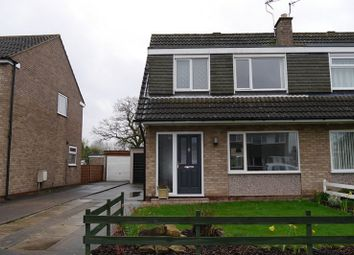 Thumbnail 3 bedroom semi-detached house to rent in Larch Way, Haxby, York