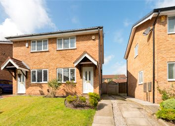 Thumbnail 2 bed semi-detached house for sale in Keepers Close, Knutsford, Cheshire