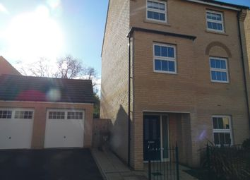 Thumbnail 4 bed detached house to rent in Daisy Lane, Downham Market