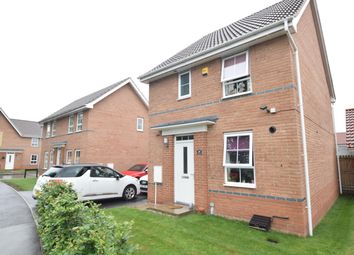 Thumbnail 3 bed detached house for sale in Redshank Drive, Scunthorpe
