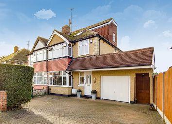 4 bed semi-detached house for sale in Marlborough Avenue, Edgware, Greater London. HA8