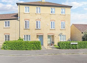 Thumbnail 4 bedroom town house for sale in Phoebe Way, Oakhurst, Wiltshire