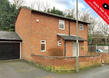 3 bed link-detached house for sale in Wood Road, Camberley, Surrey GU15