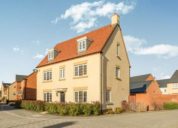 Thumbnail 5 bed detached house for sale in Catterick Road, Kingsmere, Bicester