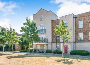 Thumbnail 3 bed flat for sale in Liverymen Walk, Ingress Park, Greenhithe, Kent