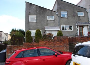 Thumbnail 3 bed end terrace house for sale in Montrose Avenue, Port Glasgow