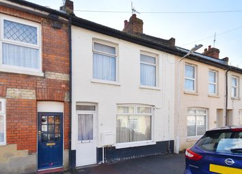 Thumbnail 2 bed terraced house for sale in Mead Road, Folkestone