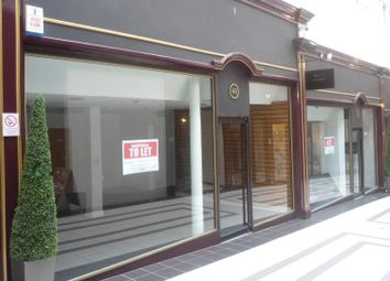 Thumbnail Retail premises to let in 38-40 Stirling Arcade, Stirling