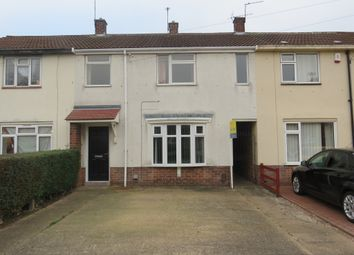 Thumbnail 3 bed terraced house for sale in Rodsley Crescent, Littleover, Derby