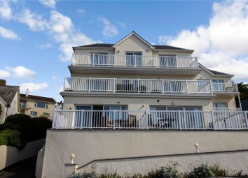 Thumbnail 2 bed flat for sale in Bay View Road, Woolacombe