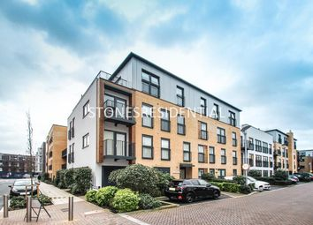 Thumbnail 3 bed flat to rent in Bletchley Court, Stanmore Place
