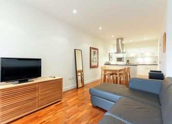 Thumbnail 1 bed flat to rent in Bermondsey Wall West, London
