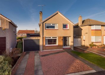 Thumbnail 3 bed detached house for sale in Corslet Crescent, Currie