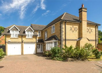 Thumbnail 5 bedroom detached house for sale in Wessex Close, Thames Ditton, Surrey