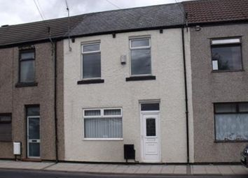 Thumbnail 3 bed terraced house to rent in Luke Street, Trimdon Colliery, Trimdon Station