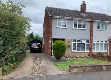 Thumbnail 3 bed semi-detached house for sale in Oliver Road, Ilkeston