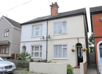 Thumbnail 3 bed semi-detached house for sale in Waterhouse Street, Chelmsford, Essex