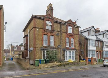 Thumbnail 1 bedroom flat to rent in Park Road, Sittingbourne