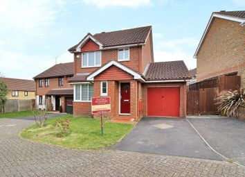 Thumbnail 3 bed detached house for sale in Casher Road, Maidenbower, Crawley, West Sussex
