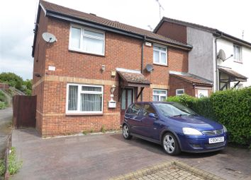 Thumbnail 3 bed end terrace house for sale in Gilderdale, Luton