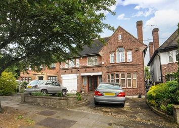 Thumbnail 5 bed detached house for sale in Haslemere Gardens, Finchley N3,