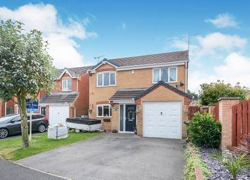 Thumbnail 4 bed detached house for sale in Ashton Road, Clay Cross, Chesterfield, Deryshire