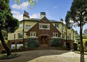Thumbnail 4 bed detached house to rent in Mapperley Hall Drive, Mapperley Park, Nottingham