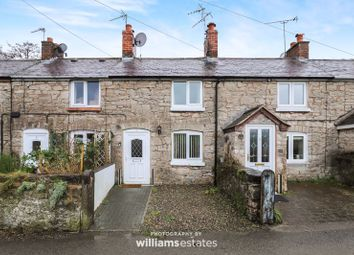Thumbnail 2 bed terraced house for sale in Brookhouse, Denbigh