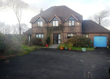 Thumbnail 5 bed detached house to rent in Old Market Drive, Woolsery, Bideford