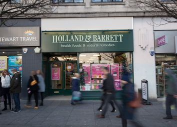 Thumbnail Retail premises for sale in 4 High Street, Paisley