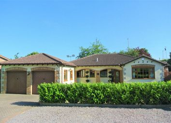 Thumbnail 3 bed detached bungalow for sale in Dorchester Avenue, Bourne, Lincolnshire