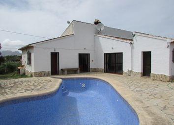 Thumbnail 4 bed villa for sale in 03709 La Xara, Alicante, Spain