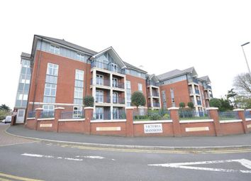 Thumbnail 2 bed flat for sale in Victoria Mansions, Newton Drive, Blackpool, Lancashire