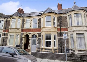 Thumbnail 1 bed flat for sale in Theobald Road, Cardiff