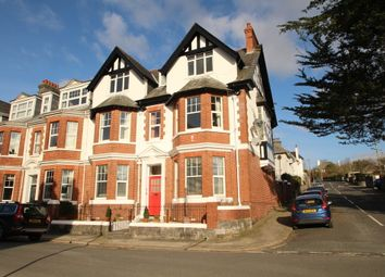 Thumbnail 2 bedroom flat for sale in Thornhill Road, Plymouth