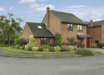 Thumbnail 4 bed detached house for sale in Mountbatten Avenue, Kenilworth