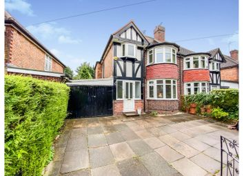 Thumbnail 3 bed semi-detached house for sale in Dare Road, Birmingham