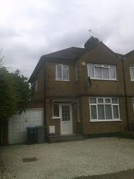 Thumbnail 3 bed semi-detached house for sale in First Avenue, Wembley