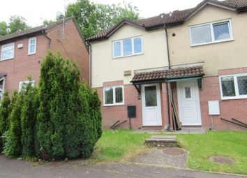 Thumbnail 2 bed end terrace house for sale in Lauriston Park, Cardiff