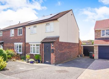 Thumbnail Semi-detached house for sale in Ratcliffe Drive, Stoke Gifford, Bristol