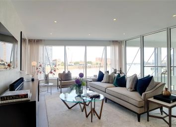 Thumbnail 1 bed flat for sale in Discovery House, Battersea Reach, London
