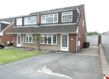 Thumbnail 3 bed property to rent in Findern, Derby