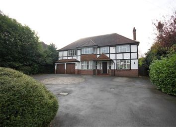 Thumbnail 6 bed detached house for sale in Higher Drive, Banstead, Surrey