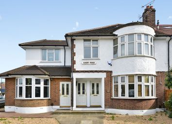 Thumbnail 1 bedroom flat for sale in Court Road, London
