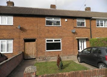 Thumbnail 3 bed terraced house to rent in Wike Gate Road, Thorne, Doncaster