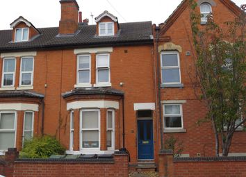 Thumbnail 5 bed terraced house for sale in Park Road, Loughborough